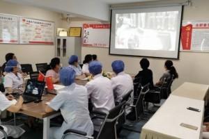 合肥爱尔:抗日战争胜利75周年爱国主义宣传教育活动现场