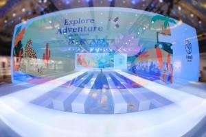 安奈儿童装2021夏季新品发布 邂逅一场探索之旅
