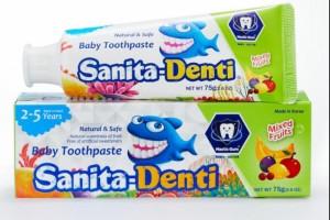 7亿人感染幽门螺杆菌,你家宝宝需要这款Denti莎卡儿童牙膏